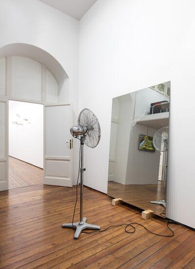 Marinus Boezem, 'The Vanishing of the Artist', 2019