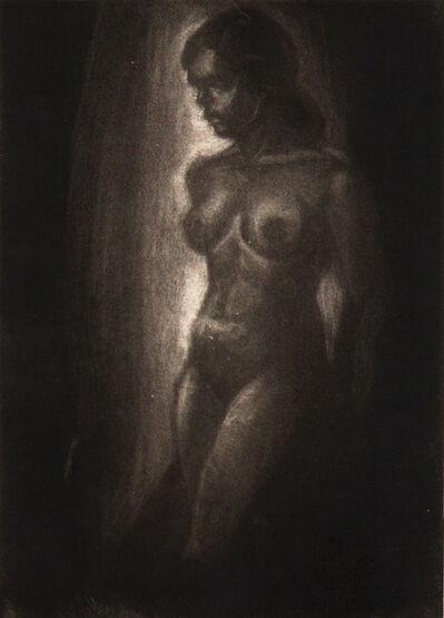 Dox Thrash, 'Before the Curtain', ca. 1941