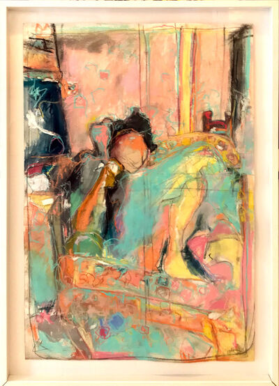 Mary Montes, 'Muse I', 2015