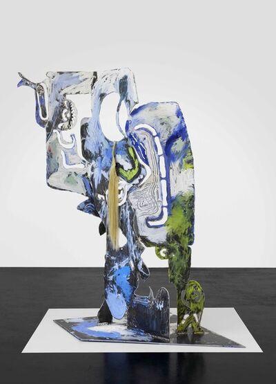 Donna Huanca, 'KHIPUKUNA (MUSHIII)', 2019
