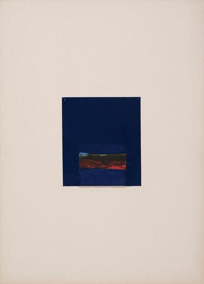 Robyn Denny, 'Looking 5', 1975-77