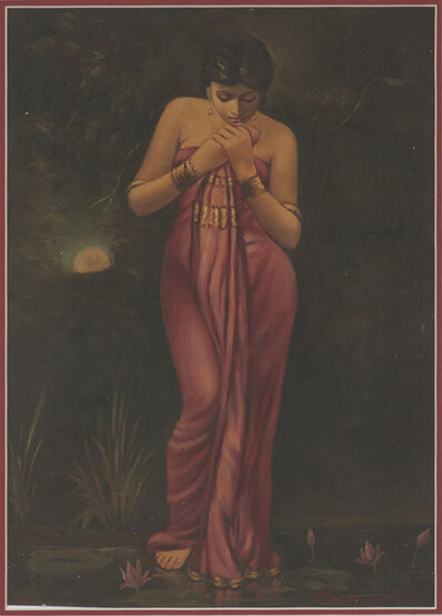 Hemen Majumdar, 'Spirit of Maidenhood ', NA