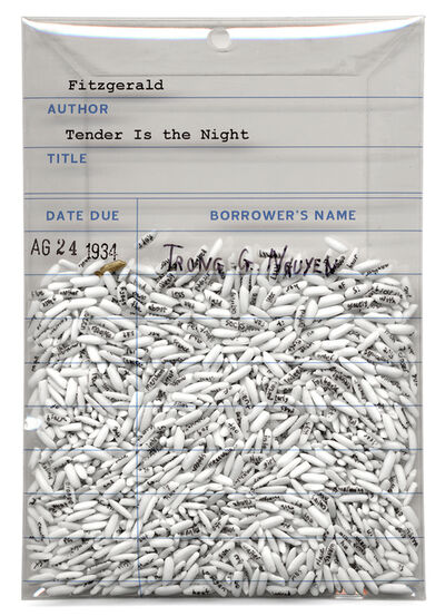 Trong Gia Nguyen, 'Fitzgerald: Tender Is the Night (First Chapter) ', 2010