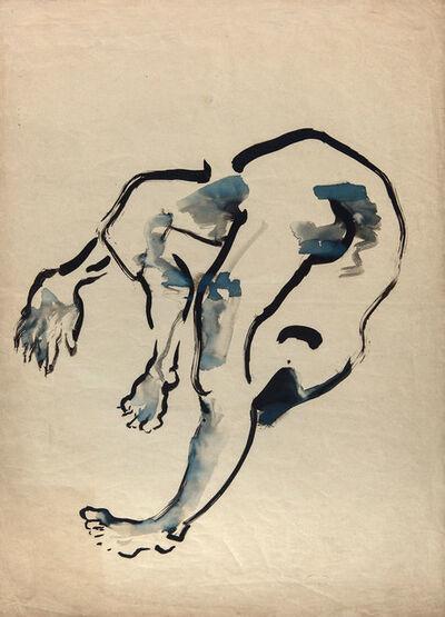Antonio Hin-yeung Mak, 'Fold up I', 1990s