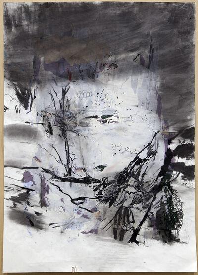 Helene Billgren, 'teeth in heaven', 2014