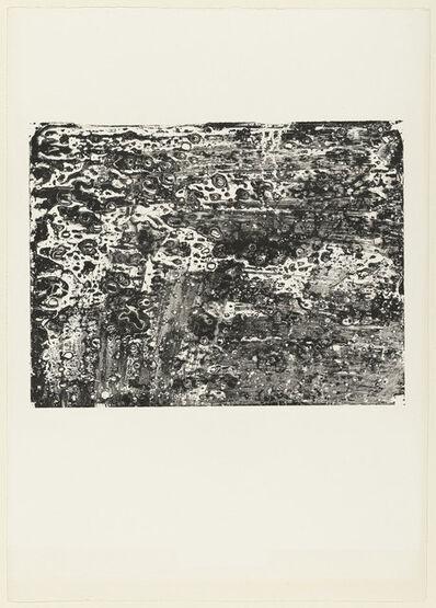 Jean Dubuffet, 'L'eau Turbulente (Turbulent Water)', 1968