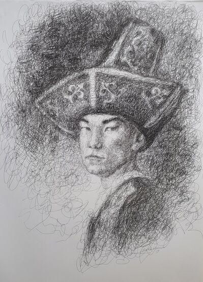 Svetlana Sokolovskaya, 'Kazakh man', 2019