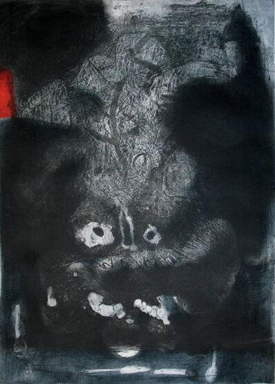 Antoni Clavé, 'Guerrier', 1966