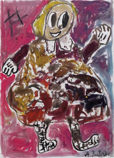André Butzer, 'Untitled (Mädchen)', 2007