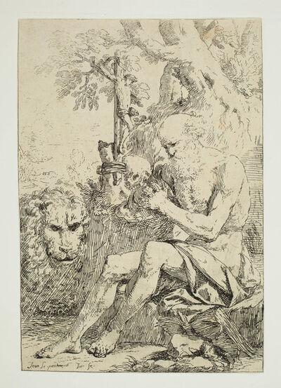 Jean Lepautre, 'Saint Jerome in the Wilderness', Mid 17th century