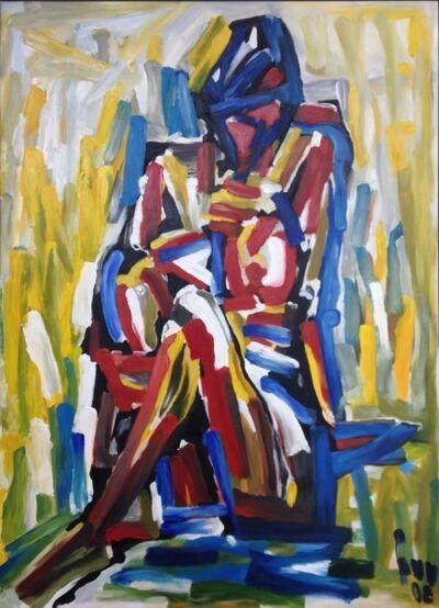 Tran Luu Hau, 'Nude ', 2008