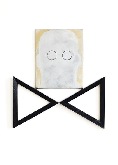 Kate Hawkins, 'Black tie black eye', 2013
