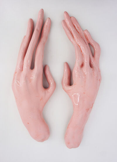 Klara Lilja, 'Flesh Hands of Glory', 2019