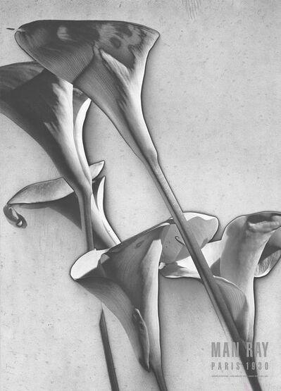 Man Ray, 'Cala Lilies', 1988