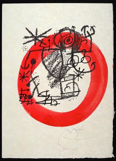 Joan Miró, 'Les Essencies de la Terra - M.509'