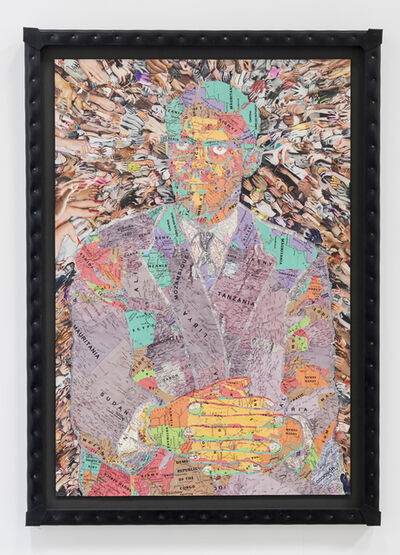 C.K. Wilde, 'Patrice Lumumba', 2015