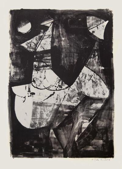 Gino Severini, 'White Horse', 1966