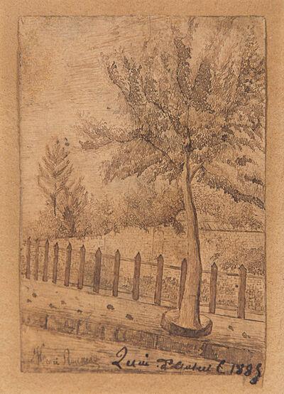 Henri Rousseau, 'Quai d'Auteuil', 1885