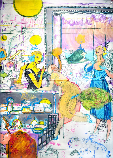 Dasha Shishkin, 'Marianne is Me; Eleanor is Me as I Ought to Be', 2015