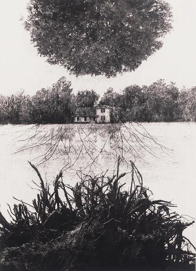 Jerry Uelsmann, 'Poet's House', 1965 / 1965c