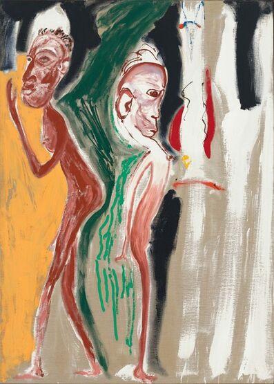 """Don Van Vliet, '""""Bromboline Frenzy""""', 1985"""