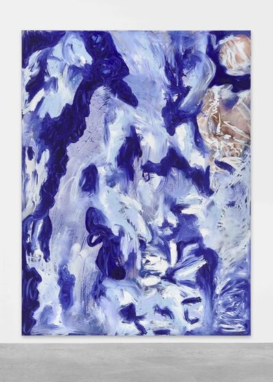 Donna Huanca, 'BLUE OVIDUCT', 2019