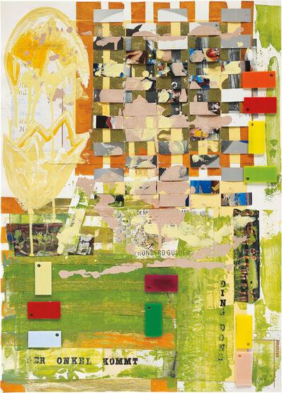 Martin Kippenberger, 'Ohne Titel (der Onkel kommt)', 1992