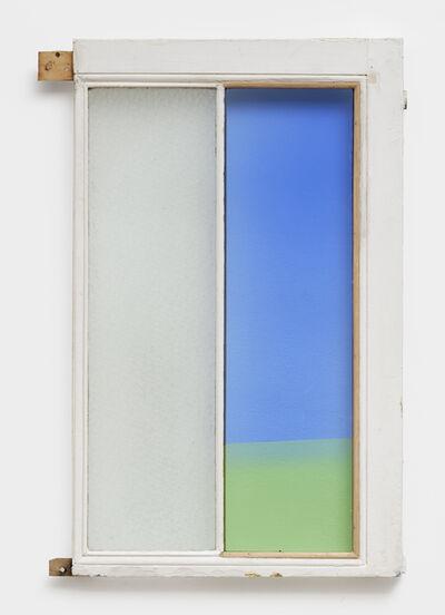 Pierre Buraglio, 'Fenêtre 1990-2020', 1990