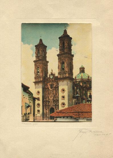 Hugo Brehme, 'Taxco, Gro.'