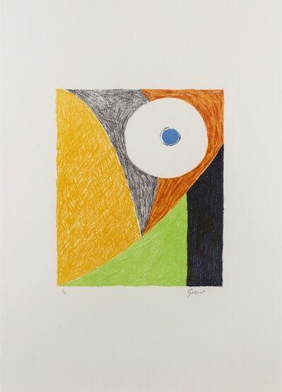 Duncan Grant, 'Interior', 1973