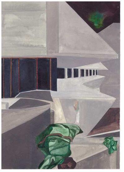 Isa Melsheimer, 'Nr 394', 2015