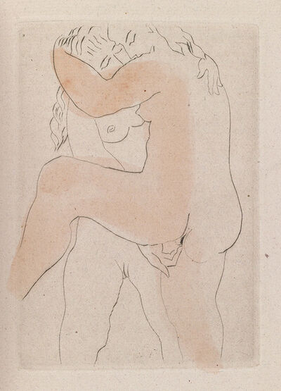 Jean Lurçat, 'Roger ou les à côté de l'ombrelle', 1926