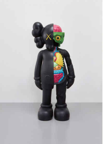 KAWS, 'Four Foot Dissected', 2009