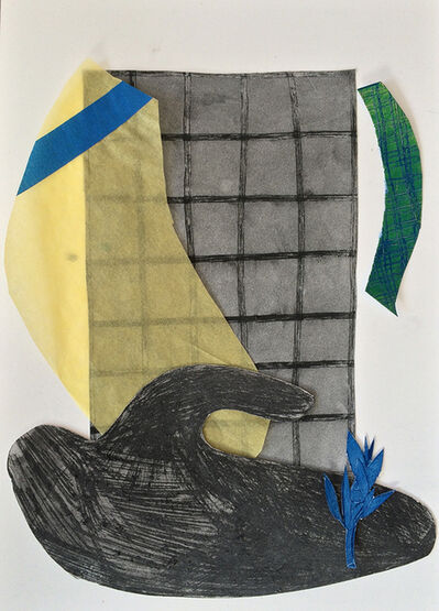 Tomaso De Luca, 'Formal Values of a Broken Bone', 2015
