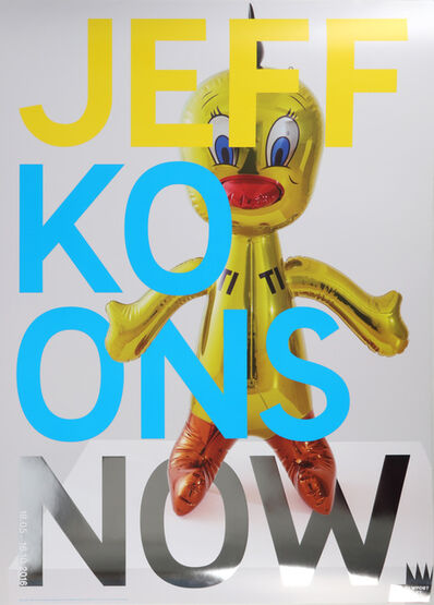 Jeff Koons, 'Now', 2016