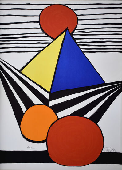 Alexander Calder, 'Composition XI, from The Elementary Memory | La mémoire élémentaire', 1976