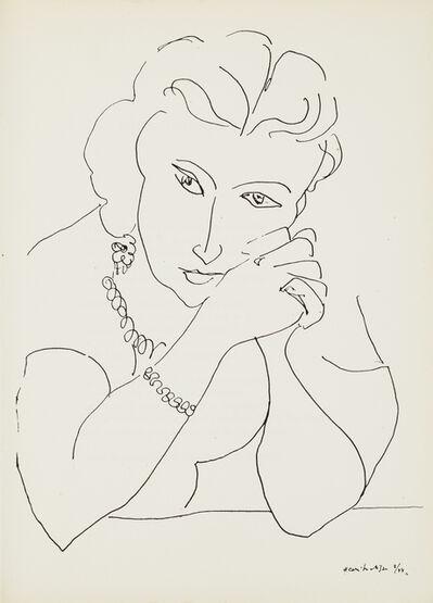 Henri Matisse, 'La Signe de Vie (five sheets, p. 17 - 56, untrimmed)', ca. 1900