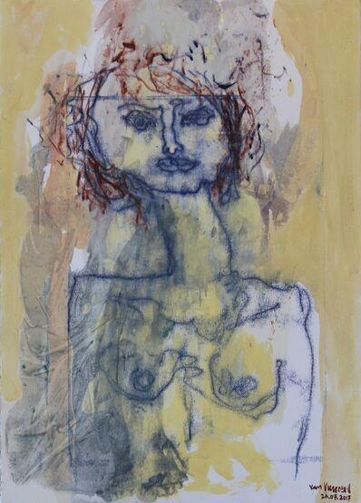 Andre van Vuuren, 'Face (3)', 2014