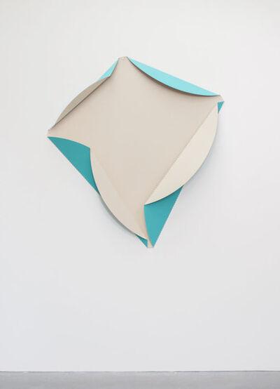 Beat Zoderer, 'Quadratur des Kreises No. S2/ No. 1/13', 2013