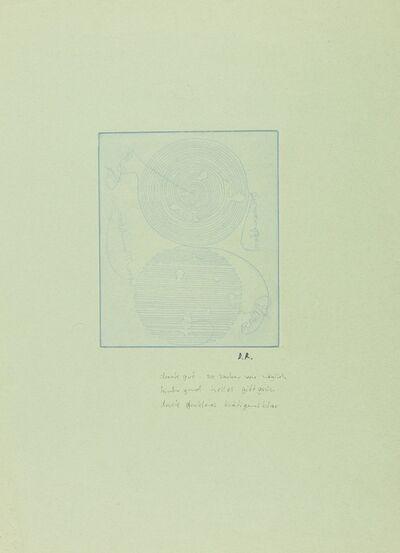Dieter Roth, 'Sealife (Dobke 55)', 1966