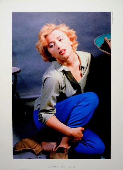 Cindy Sherman, 'Marilyn', 1999