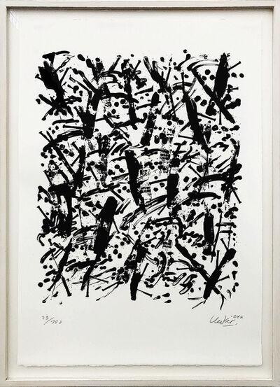 Günther Uecker, 'Ohne Titel', 2014