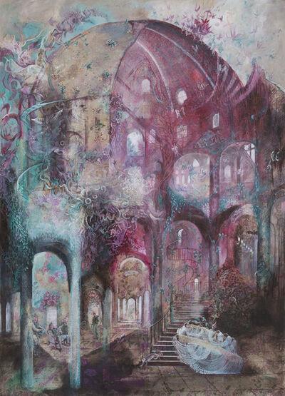 Dolly Thompsett, 'Grand Interior Space', 2013