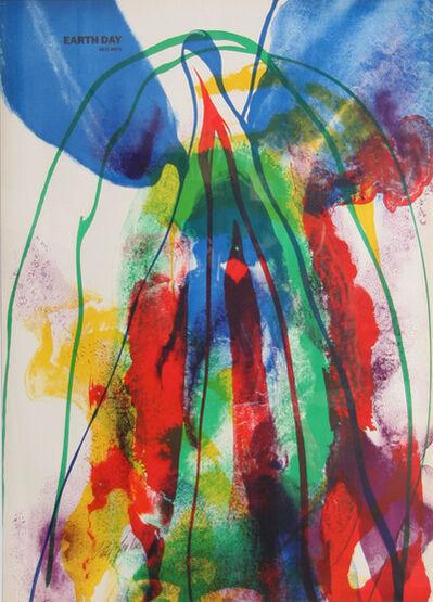 Paul Jenkins, 'Earth Day', 1971