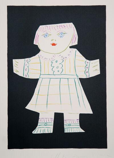 Pablo Picasso, 'Une Poupee Decoupee, 1952', 1979-1982