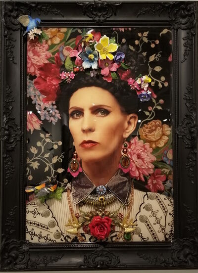Nina Surel, 'Frida', 2015
