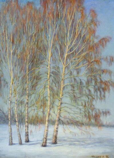 Natalia Yarovaya, 'Birch', 1996
