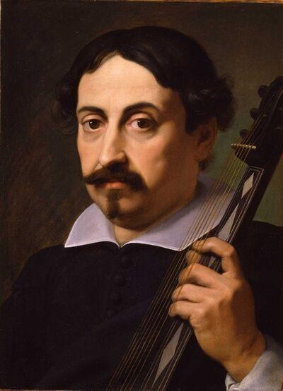 Daniele Crespi, 'Portrait of a Musician'