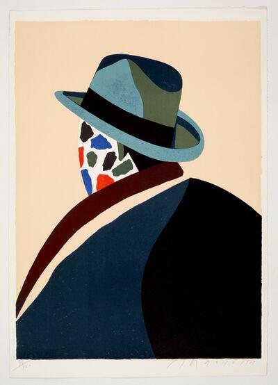 Eduardo Arroyo, 'Parmi les Peintres', 1978