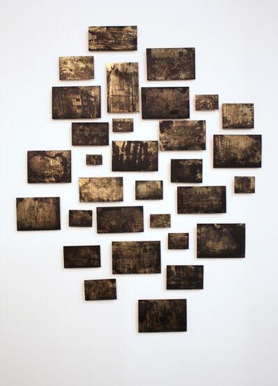 Arturo Hernández Alcázar, 'Estados de colapso (conmemoraciones fallidas)', 2015